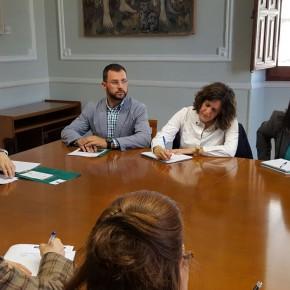 La propuesta de Ciudadanos para San Pascual será incluida en una gran red senderista provincial