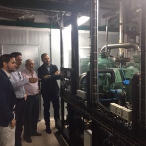 Ciudadanos acude a conocer el proceso de producción de la Cooperativa Cambayas