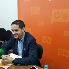 David Caballero se muestra satisfecho por la puesta en marcha del Plan de rehabilitación de viviendas impulsado por Ciudadanos