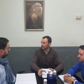 """Juan Antonio Sempere: """"El tripartito ha olvidado por completo a las pedanías e incumple sus compromisos"""""""
