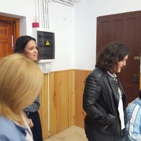 Ciudadanos ha visitado las instalaciones Integra-T y exige al tripartito que se vuelque con las ONG que realizan este tipo de labores sociales