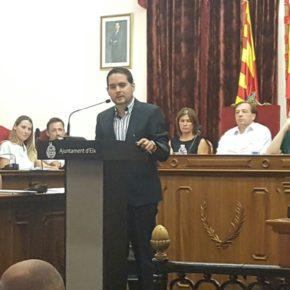 El Pleno aprueba por unanimidad las dos mociones presentadas por Ciudadanos