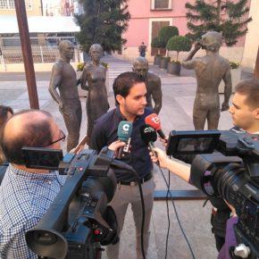 David Caballero recuerda que Ciudadanos lleva desde mayo trabajando para que Elche acoja la Dama