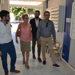 Cs Elche lamenta que Conselleria y Tripartito sean incapaces de eliminar los barracones del colegio Las Bayas