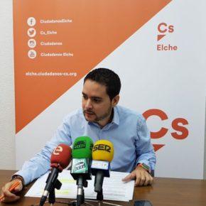 Cs considera que Mireia Mollà y el conseller Vicent Marzá son los culpables de la paralización de los proyectos de Elche