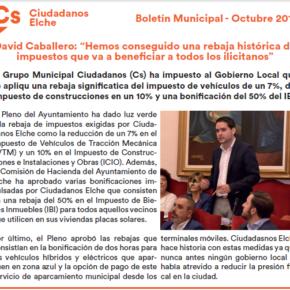 Boletín Octubre 2017 Cs Elche