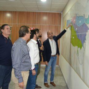 Ciudadanos se reúne con Riegos de Levante en Elche para redactar un Plan que incluya las demandas de las comunidades de regantes