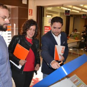 Cs Elche presenta las 150 medidas para negociar los presupuestos municipales del 2018