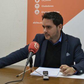 El Tripartito pone en marcha tres de los proyectos presentados por Ciudadanos Elche