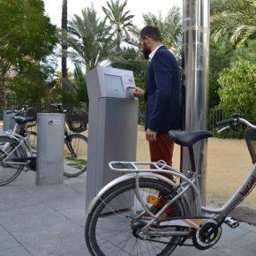 Cs Elche reclama la modernización del servicio BiciElx y la eliminación de puntos negros de la red del carril bici