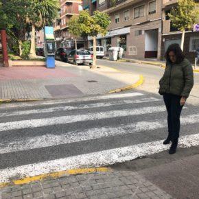 Cs Elche solicita mayor inversión en el mantenimiento de la calle Pediatra Andrés Bru y en el Parque de Andalucía