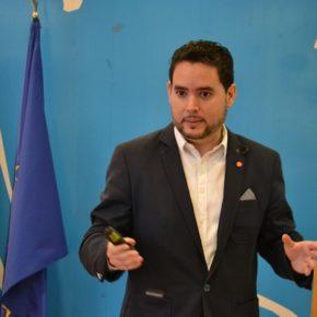 David Caballero advierte al Tripartito que el proyecto de peatonalizar la Corredora será un fracaso al no tener el respaldo de los comerciantes del centro histórico