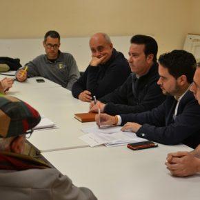 Cs Elche se reúne con la Asociación de Vecinos de Torrellano para reclamar mayor inversión en la pedanía ilicitana