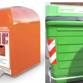 El Tripartito adquiere los contenedores adaptados solicitados por Cs Elche