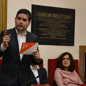 """El Partido de Elche """"se apropia de las ideas"""" del proyecto de la peatonalización presentado por Ciudadanos"""