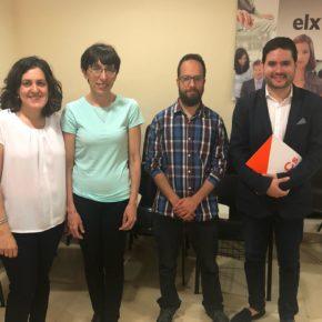 Ciudadanos solicita que se cumplan los acuerdos plenarios para dotar a AITEAL de más salas y personal en centros educativos