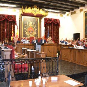 El pleno municipal aprueba por mayoría absoluta la moción propuesta por Ciudadanos Elche para rebajar el IBI