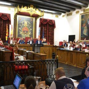 Aprobada por unanimidad la moción naranja para crear un programa de festejos accesibles a todos los colectivos