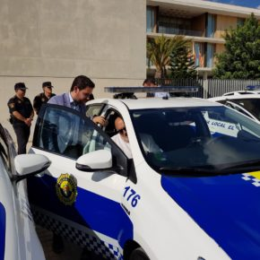 David Caballero solicita la adecuación del depósito municipal de detenidos que está inoperativo desde 2014