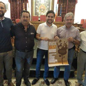 Juan Antonio Sempere expresa la necesidad de aumentar las ayudas a la Fireta y a la D.O. Granada Mollar
