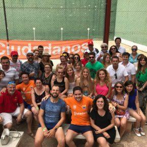 Ciudadanos conmemora con afiliados, simpatizantes y ejecutiva sus primeros cinco años como agrupación en Elche