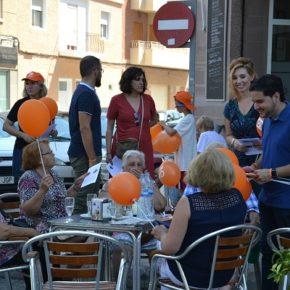 Los vecinos de la pedanía de El Altet agradecen las medidas impulsadas por Cs y exigen mayor limpieza en las calles