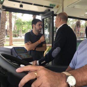 Cs Elche hace realidad el refuerzo de la Línea L de bus urbano demandado por los vecinos de Carrús y de la plaza 1 de Mayo