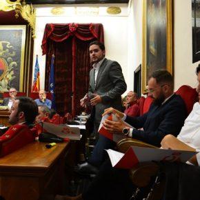David Caballero exige al Tripartito que convoque un pleno extraordinario para aprobar la próxima semana las ayudas al IBI