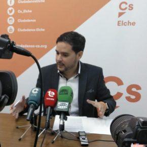 Cs presenta las medidas naranjas para que el Tripartito las incluya en el programa de los fondos EDUSI