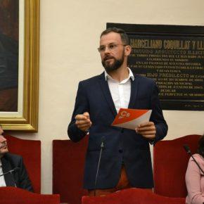 Juan Antonio Sempere solicita la rehabilitación o la sustitución de la depuradora de aguas residuales de Algorós