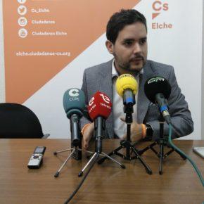 """David Caballero: """"El Ayuntamiento no ha resuelto cerca de 2000 solicitudes de ayudas para el pago del IBI tras cumplirse el periodo voluntario"""""""