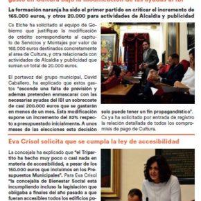 Boletín Actualidad Octubre 2018 Cs Elche