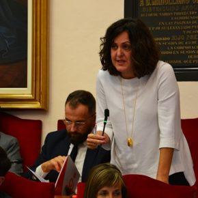 Eva Crisol presenta una moción para favorecer el voto de los más de 6500 ciudadanos europeos en Elche